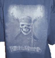 Растровая печать на футболке