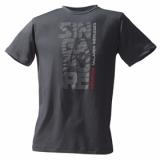 Стильная футболка, шелкография  термопечать