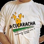 пример печати на футболке пластезолевыми красками