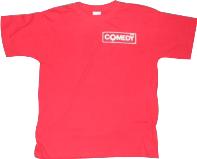 Пример печати на цветной футболке