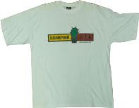 Многоцветная печать на футболке шелкография
