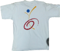 Печать на футболке, техналогия Magic Touch